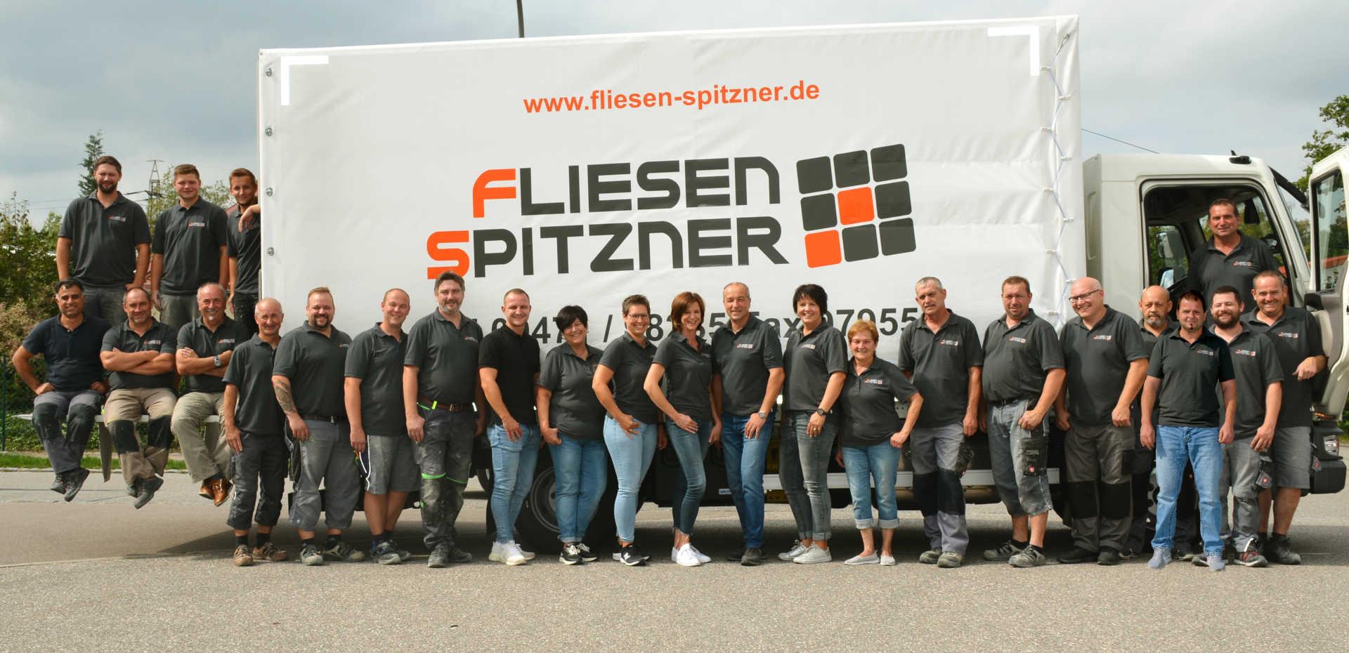Fliesen Spitzner - das Team